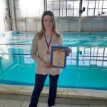 Чемпионат по плаванию